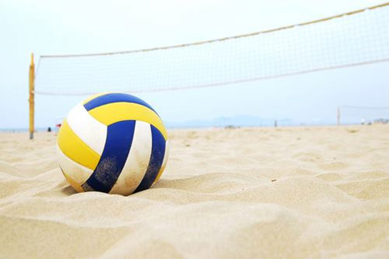 beachvolleybal